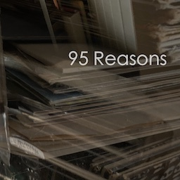 95 Reasons cover artwork