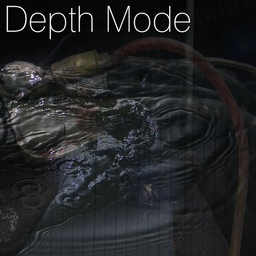 Depth Mode cover artwork