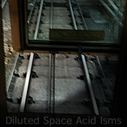 Diluted Space Acid Isms cover artwork