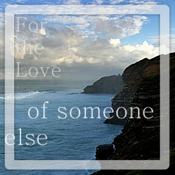 For the Love of someone else cover artwork