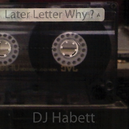 Later Letter Why cover artwork
