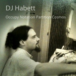Occupy Notation Partition Cosmos cover artwork