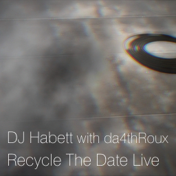 Recycle The Date Live cover artwork