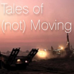 Tales of (not) Moving cover artwork