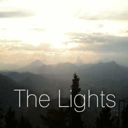 The Lights cover artwork