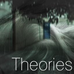 Theories (klein album) cover artwork