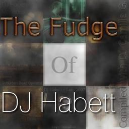 The fudge of DJ Habett 07-08 cover artwork